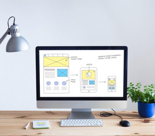Pick a website builder for your digital portfolio